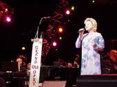 Karen on the Opry